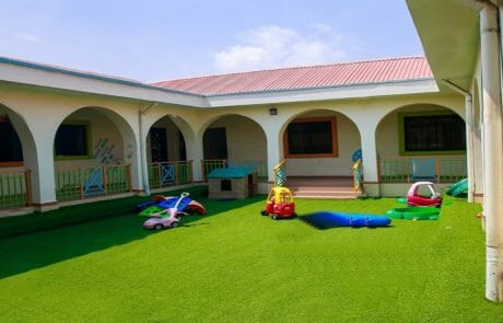 play area grass