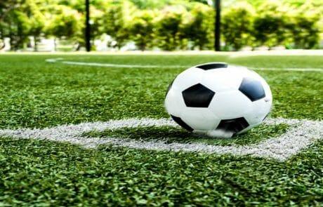 sports grass slide